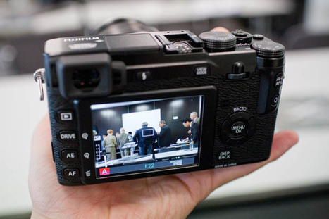 Hands-on with the Fujifilm X-E1: Sleek, Small, and Very Solid All Around » PetaPixel | Fujifilm X-E1 | Scoop.it