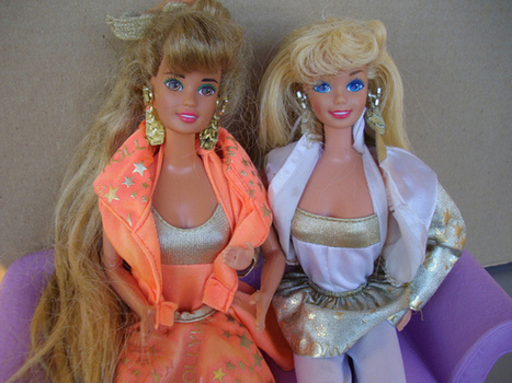Is Barbie bad for body image? | Anthropometry and Kinanthropometry | Scoop.it