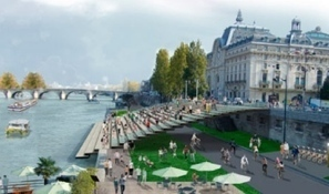 While Portland dreams, Paris does (and other thoughts on our freeway problem) | Vertical Farm - Food Factory | Scoop.it