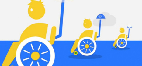 Accessible routes for disabled people in São Paulo outlined through app   Futurewaves   Scoop.it