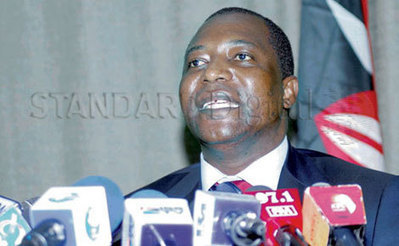 Labour Cabinet Secretary Kazungu Kambi tells teachers to report to work, says strike illegal | Kenya School Report - 21st Century Learning and Teaching | Scoop.it
