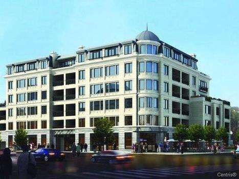 Nineteen Luxurious Residences | 1250 Av. Greene, Westmount, QC | Luxury Real Estate Canada | Scoop.it