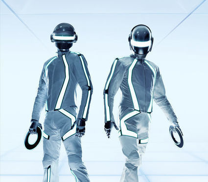 Daft Punk Won't Score Tron 3; Movie Gets Cancelled | DJing | Scoop.it
