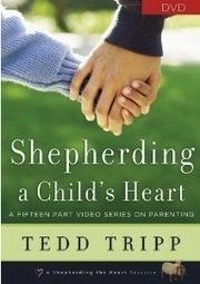 Shepherding a Child's Heart, Tedd Tripp - DVD Set | The Veritasia Connection | Scoop.it