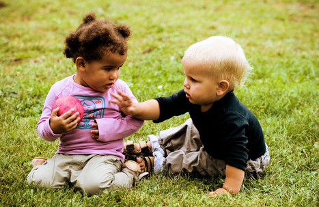 Why Your Two Year Old Toddler Does Not Like Sharing | Parenting | Scoop.it