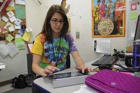 In Minnesota schools, teaching and tweeting | Social Networking Case Studies | Scoop.it