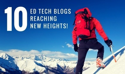 10 EdTech Blogs To Follow » More Than A Tech ~ by Mike Daugherty | Into the Driver's Seat | Scoop.it