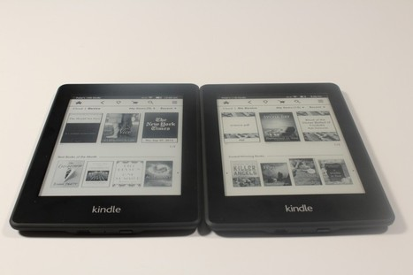 The Amazon Kindle Paperwhite 3 will use New Flexible Screen Technology | e-littérature | Scoop.it