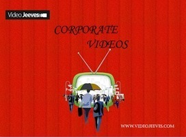 Web Video Service: Trends - What's Hot in corporate videos for the web?   Video Jeeves   Scoop.it