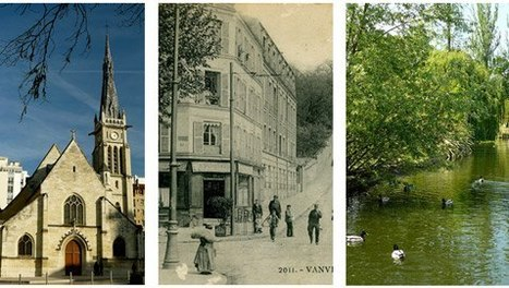 Vanves, d'hier à aujourd'hui   Agenda   Vanves : site officiel   Coeur de Quartiers   Scoop.it