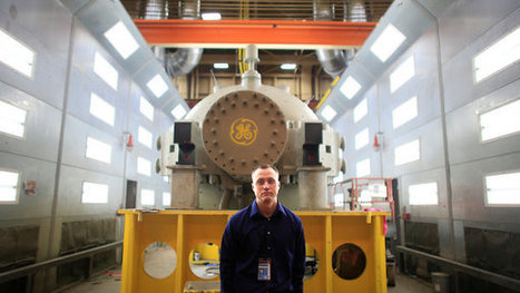 G.E.'s 'Industrial Internet' Goes Big | Big Data in Process Control | Scoop.it