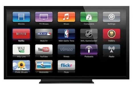 WSJ: Apple Dropped Plans for Television Set Over A Year Ago | Nerd Vittles Daily Dump | Scoop.it