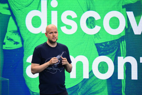 New Spotify: videos, more context, running music … and hints of Apple | Musicbiz | Scoop.it