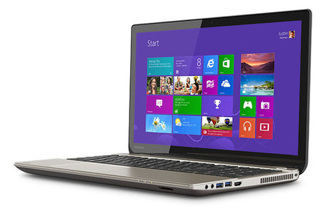 Toshiba's first 4K laptop arrives next week for $1,500 | AiLibrary | Scoop.it
