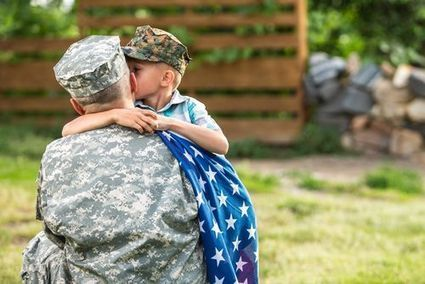 The South Carolina Military Parent Equal Protection Act   Divorce & Family Law   Scoop.it