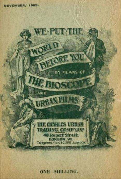 The world in 1903 | Audiovisual Archives Filmotecas | Scoop.it