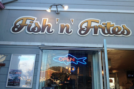 Fish 'N' Frites Serving Seafood Watch-Approved Shark - Zagat (blog) | Italian food in Miami | Scoop.it