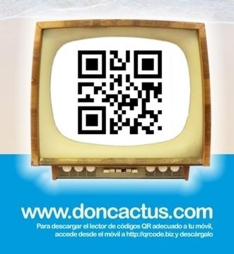 Códigos QR Dinámicos en el sector turístico. - Communidad HostelTur (blog)   VIM   Scoop.it