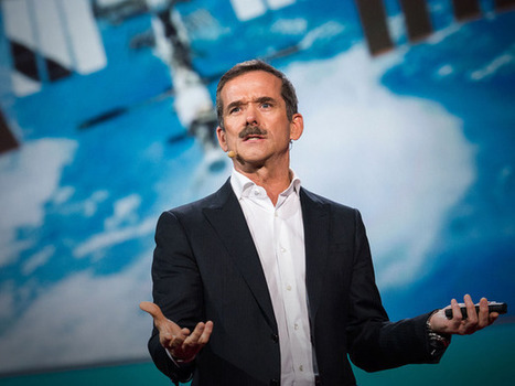 TED: Chris Hadfield: What I learned from going blind in space - Chris Hadfield (2014) | Interdisciplimusicalidades | Scoop.it