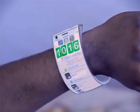 Cette Samsung Galaxy Gear va vous envoyer dans le futur | Geeks | Scoop.it