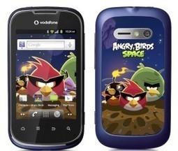 Vodafone sacara el Angry Birds Phone | Aprendiendoaenseñar | Scoop.it