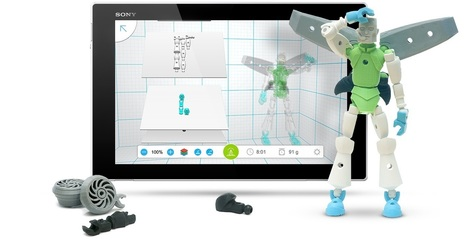 Tinkerplay da Autodesk facilita a criação e impressão 3D de brinquedos   Heron   Scoop.it