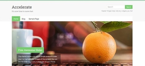 Who Wants Free and Fresh WordPress Themes? We've Got 25 For You • 1stwebdesi