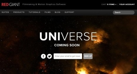 "Red Giant Teases ""Universe"" . . . Coming Soon 