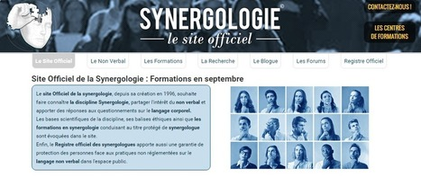 La synergologie et la science | C@fé des Sciences | Scoop.it