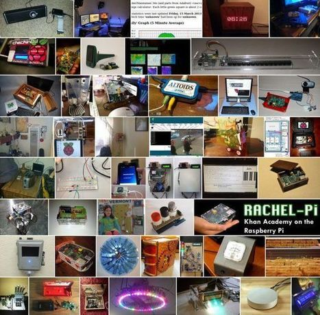 47 Raspberry Pi Projects to Inspire Your Next Build | Raspberry Pi | Scoop.it