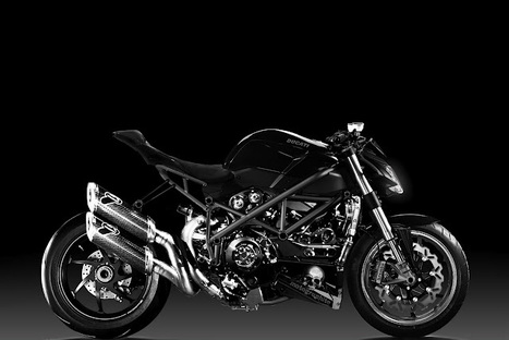 motographite.com | DUCATI STREETFIGHTER 1098R by motographite | Ductalk Ducati News | Scoop.it