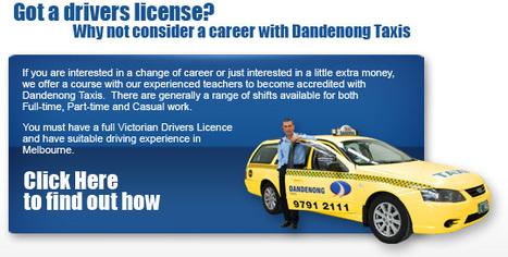 Dandenong Taxis | Dandenong Taxis | Scoop.it