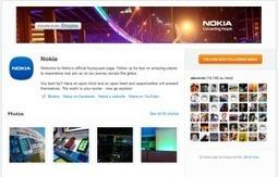 Les pages marques foursquare repensées. via 4sqNews.com | toute l'info sur Foursquare | Scoop.it