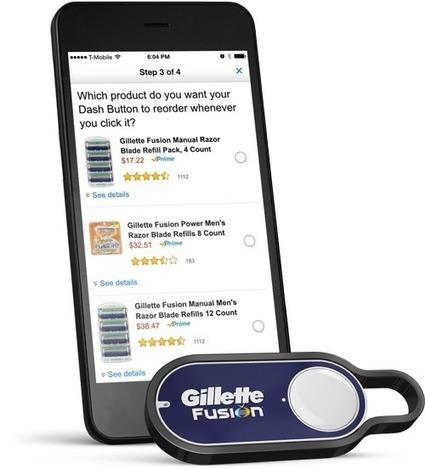 Gli elettrodomestici ora fanno gli ordini su Amazon. Da soli | Social Business and Digital Transformation | Scoop.it