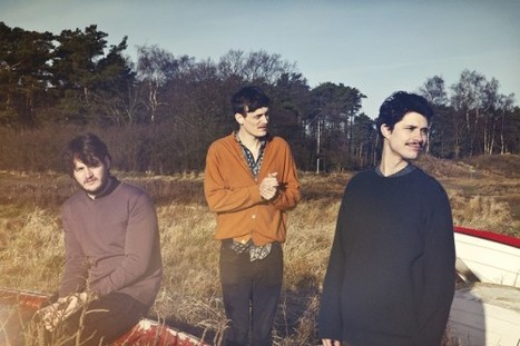 Efterklang premiere new song 'Hollow Mountain' | The Line Of Best Fit | Musical Freedom | Scoop.it
