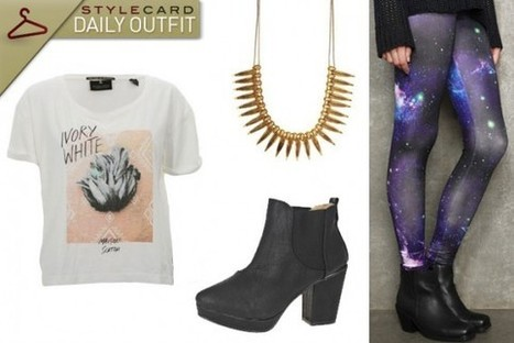 Daily Outfit: Legs Eleven | StyleCard Fashion Portal | StyleCard Fashion | Scoop.it