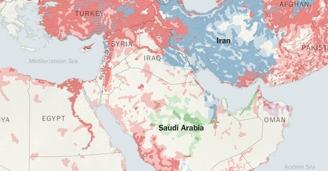 Behind Stark Political Divisions, a More Complex Map of Sunnis and Shiites   AP Human GeographyNRHS   Scoop.it
