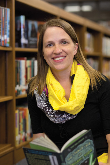 School Librarian of the Year Finalist Colleen Graves: The Whole School is Her Classroom | Libraries and Learning | Scoop.it