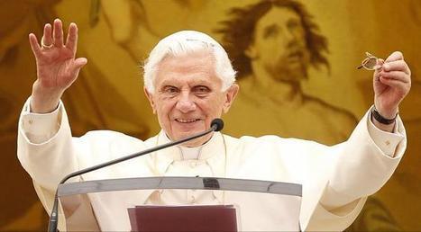 Benoît XVI : les dernières recommandations du pape aux fidèles - Atlantico.fr   La démission du pape   Scoop.it