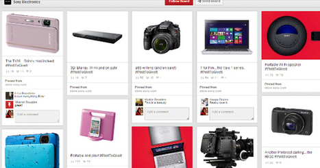 Pinterest: l'alleato fondamentale per il visual storytelling | comunicazione 2.0 | Scoop.it