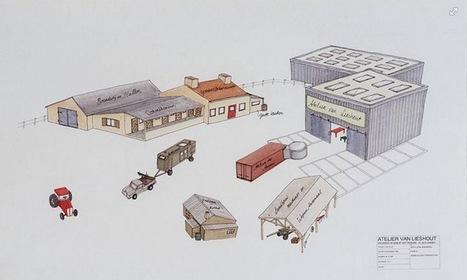 Exposition (Im)mobile, un choix d'œuvres de la collection du Frac Alsace. à St Louis | Art contemporain à Strasbourg et en Alsace | Scoop.it
