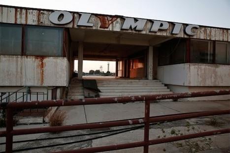 Abandoned Greek Airport – Fubiz™ | Friches industrielles, brownfields | Scoop.it