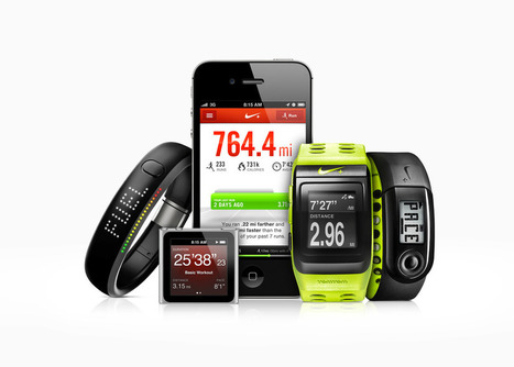 Nike selects ten startups to build apps for Nike+ - CNET   Personal technology   Scoop.it