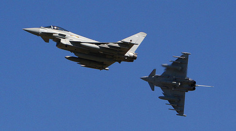 Jumping the gun? British jets already flying Libya missions, preempting political agreement | Saif al Islam | Scoop.it