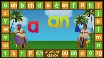 MIT Professor & Known Haitian Creole Advocate Join Forces To Create First Ever Kreyol Alphabet Songs and Videos | Haitian Education | Scoop.it