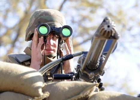 Navy's Next-Gen Binoculars Will Recognize Your Face | Danger Room | Wired.com | Defence News | Scoop.it