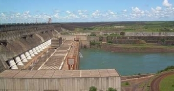 Brazil, Paraguay celebrate Itaipu hydropower project's 40th birthday - HydroWorld | Paraguay | Scoop.it