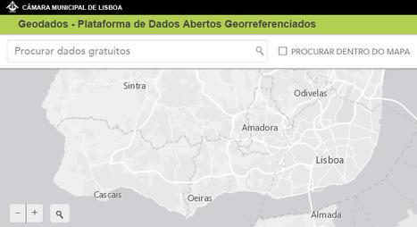 Câmara Municipal de Lisboa: Geodados - Plataforma de Dados Abertos Georreferenciados | Lisbon Municipallity: Spatial Open Data | Everything is related to everything else | Scoop.it
