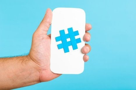 Hashtags 101: How to Create Your Own | Social Media Ground | Scoop.it