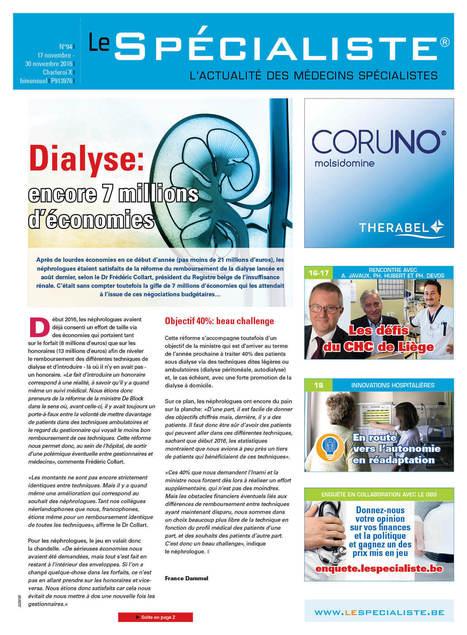 Investissement de 500 millions d'euros dans la santé publique | Santé publique | Scoop.it
